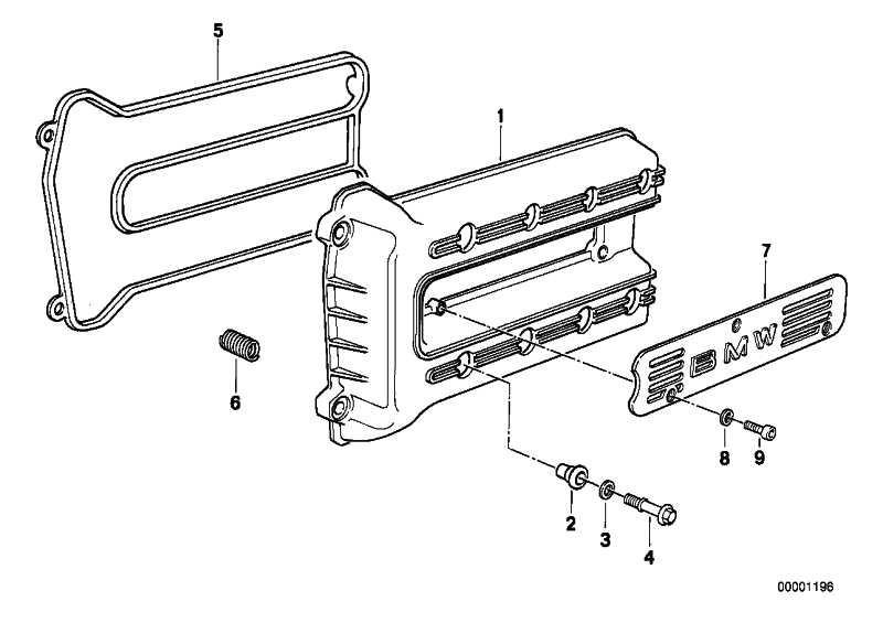 Zylinderkopfhaube silber   (11127675800)