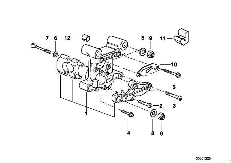 ISA-Schraube mit Scheibe M6X30- ZNNIV SI 1er 2er 3er 4er 5er 6er 7er X1 X3 X5 X6 Z3 Z4  (07129905537)