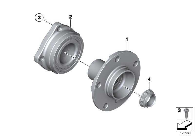 Schraube Aussentorx M12X1,5X37-10.9 X5 X6  (33306770975)