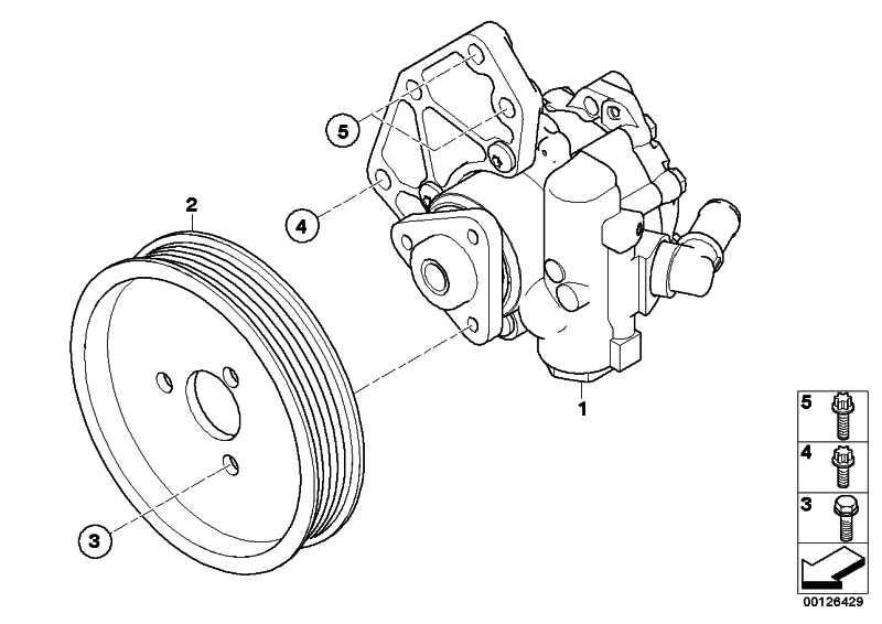 ASA-Schraube M8X40-U1-8.8    3er 5er 7er X3 X5 X6  (07129904795)