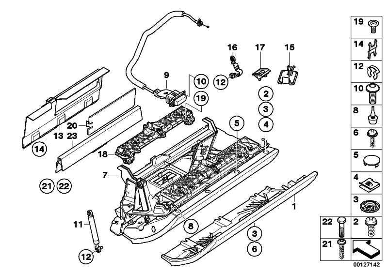 Deckel Stromverteiler  6er  (51167009310)