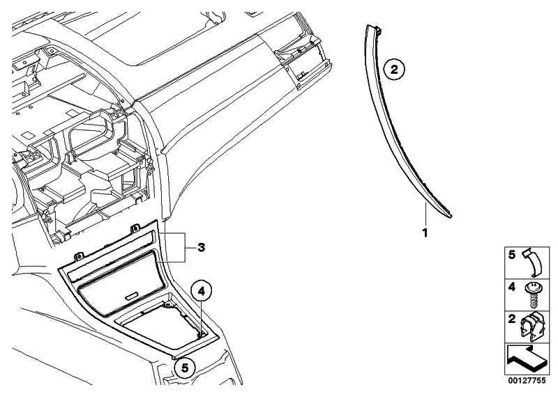 Halteklammer  X3  (51413414395)