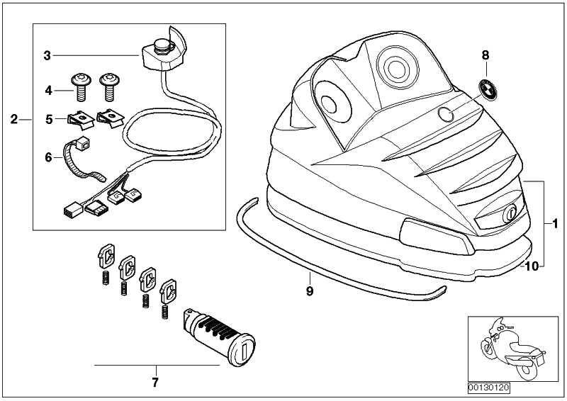 Einbauanleitung Fun-Audio-System F650CS           (01297671311)