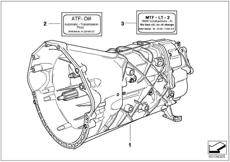 Austausch 6 Gang Getriebe S6S 560G - TALR 8er  (23001222285)