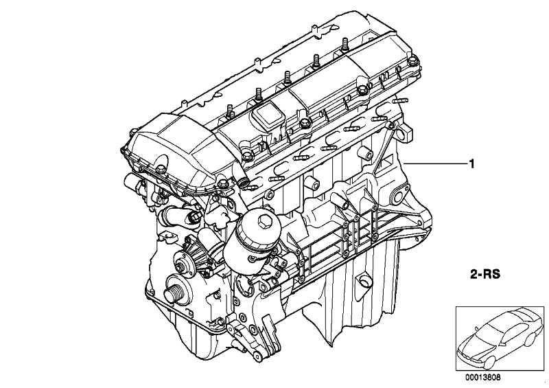 Austausch Triebwerk 226S1           3er Z4  (11000140985)