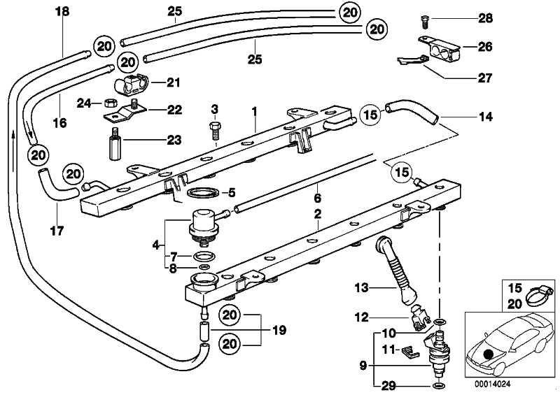 Steckergehäuse 2 POL.          1er 3er 5er 6er 7er 8er X1 X3 X5 X6 Z3  (12521732460)