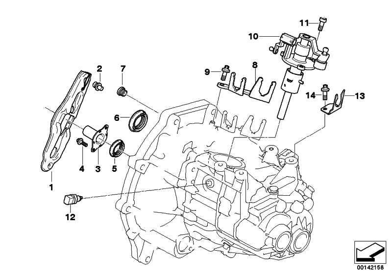 Wellendichtring Antriebswelle  MINI  (23117549008)