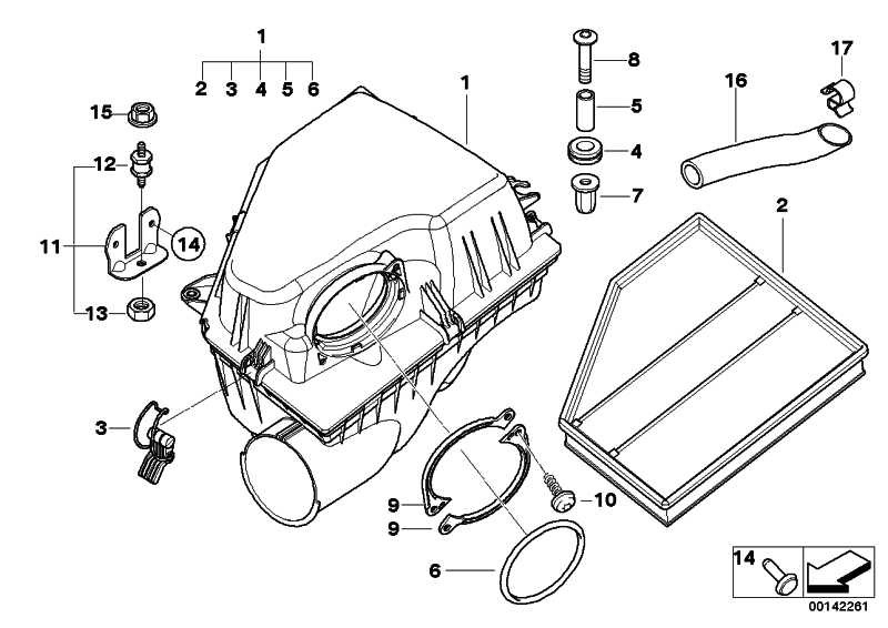 Schraube thermoplastische Kunststoffe 60X22           1er 3er 5er 6er 7er X1 X3 X5 X6 MINI  (13627805193)