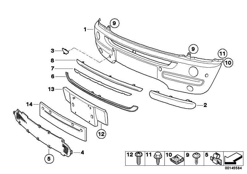 Schraube M6X25           MINI  (07146986089)