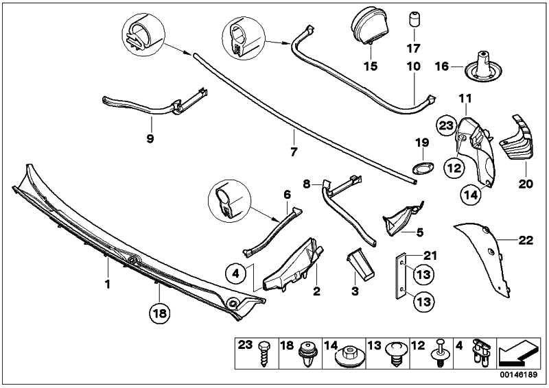 Abdeckung Radhausschale hinten links  3er  (51718224993)