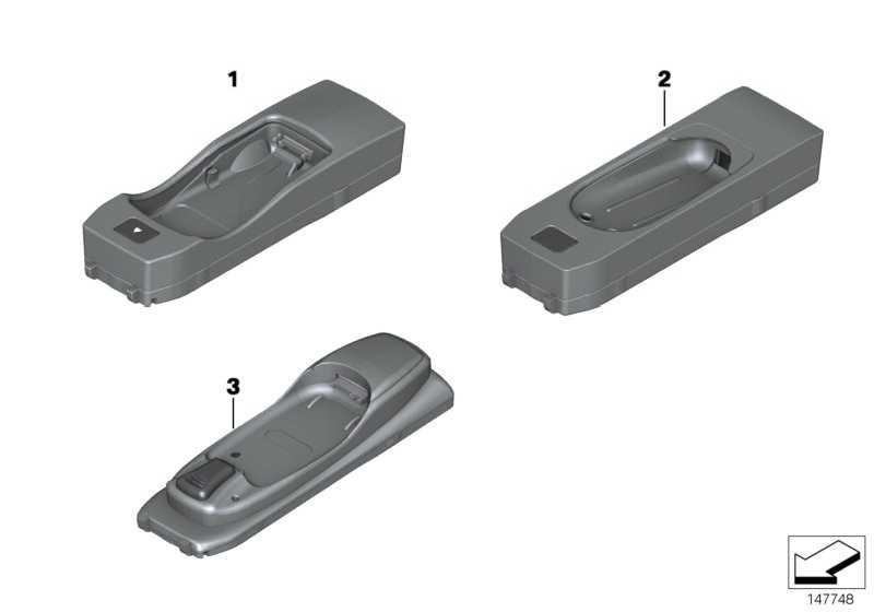 Snap-In Adapter Basic NOK 6310I 1er 3er 5er 6er 7er X1 X3 X5 X6 Z4 MINI  (84210304651)