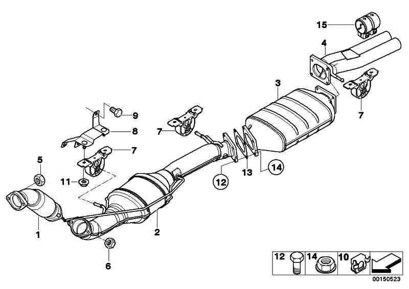 Austausch Dieselpartikelfilter EU4             5er 7er X5  (18307792041)