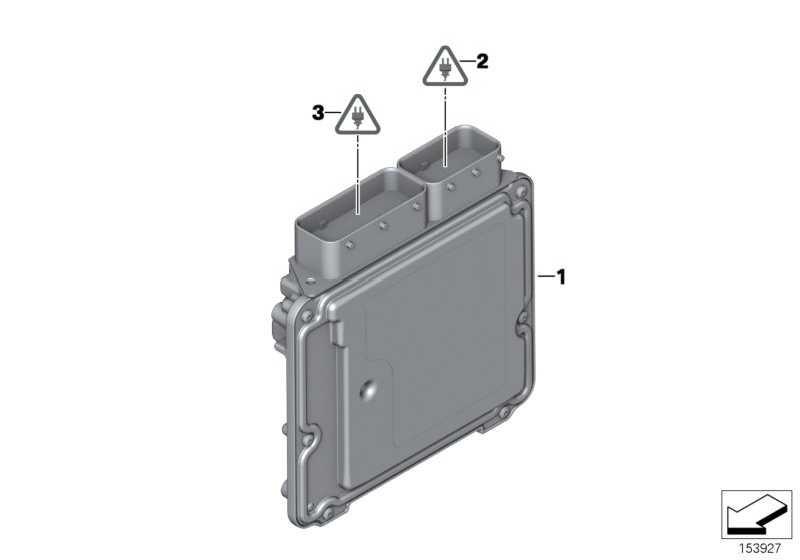 Grundsteuergerät DDE 626             3er 5er 6er X5 X6  (13618509036)