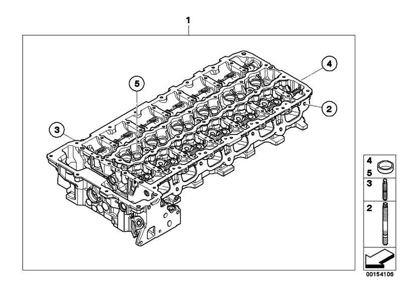 ASA-Stiftschraube M7X68MM         1er 2er 3er 4er 5er 6er 7er X1 X3 X4 X5 X6 Z4  (11127521167)