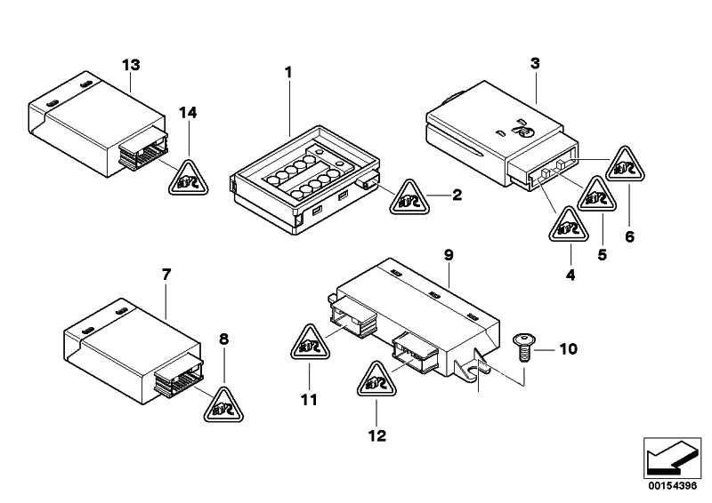 Regen-Licht-Sensor  1er 3er X1 Z4 MINI  (61359224853)