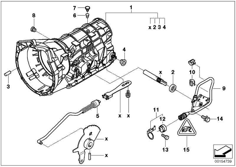 Positionsschalter  3er 5er 7er Z4  (24107507818)