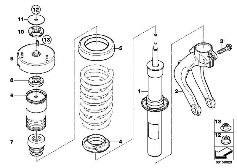 Sechskantschraube mit Bund M12X1,5X50-10.9 X5 X6  (31106768934)