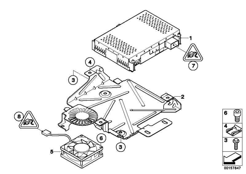 Halter DAB-Tuner/SDARS/IBOC  1er 3er X1  (65159133803)