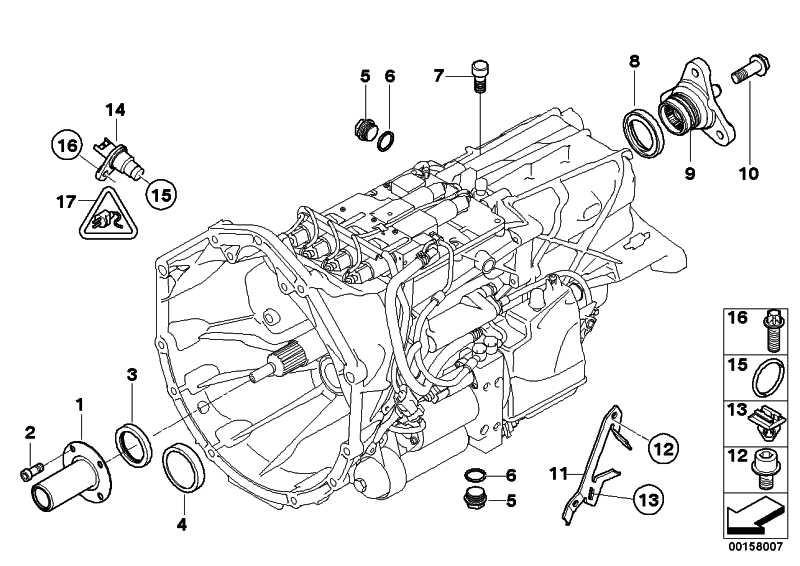 Impulsgeber Kurbelwelle/Getriebe  1er 3er 5er 6er 7er X1 X3 X5 X6 Z4  (13627525015)
