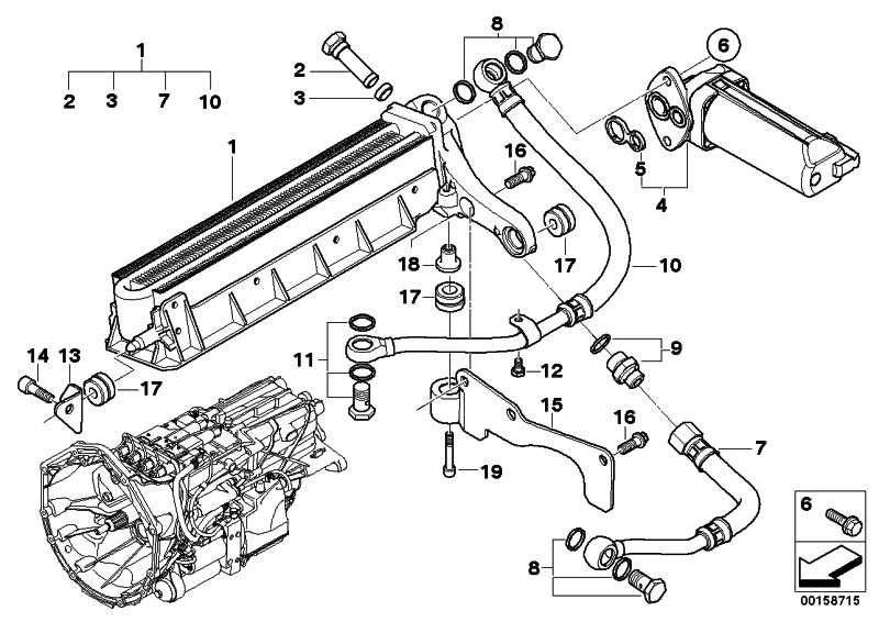 Hohlschraube M16X1,5         5er 6er  (17222283139)