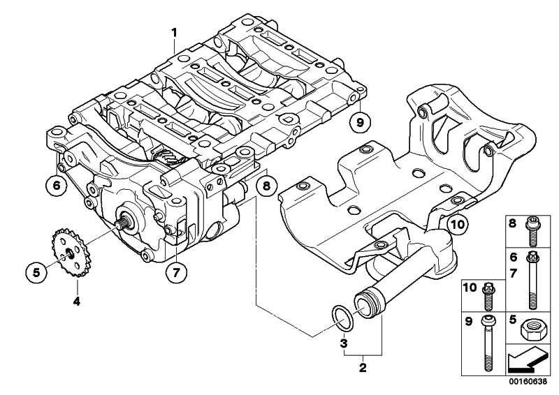 Torxschraube M8X135          1er 3er 5er  (11417547084)