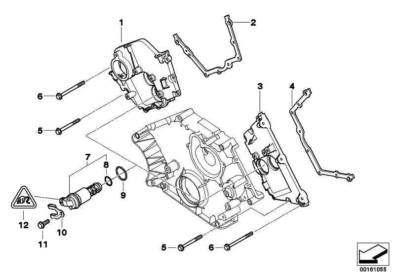 Torxschraube M6X35-ZNNIV SI  5er 6er 7er X3 X5  (07129905572)