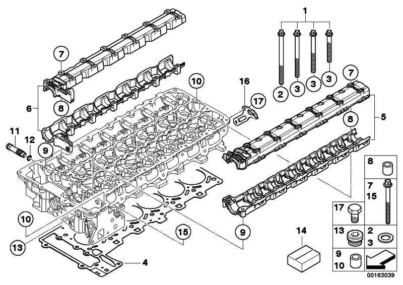 Zylinderkopfdichtung Asbestfrei 1,215MM         1er 3er 7er X6 Z4  (11127557265)