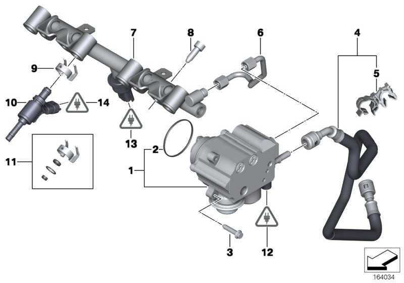 Hochdruckpumpe  MINI  (13517592429)