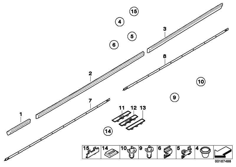 Rahmen M               5er  (51132693351)