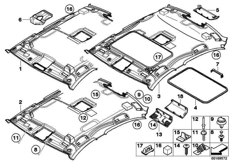 Adapterleitung Innenlicht X10293          1er 3er  (61126955406)