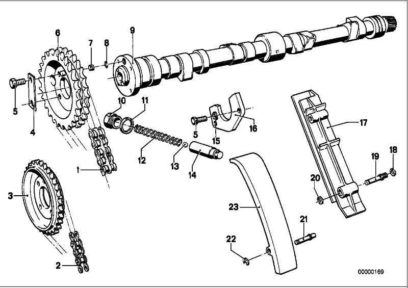 Kugel 5MM III  3er 5er 6er 7er X5 Z3  (07119986250)