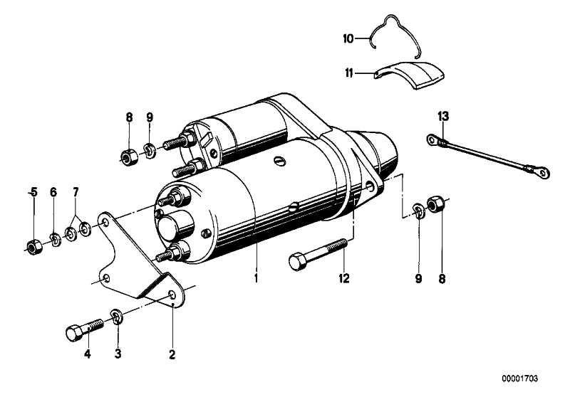 Sechskantschraube M6X16-8.8-ZNS3 3er 5er 7er X5 Z4 Z8 MINI  (07119904357)