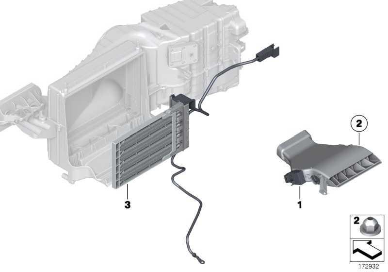 Zuheizer elektrisch links  5er  (64119217997)