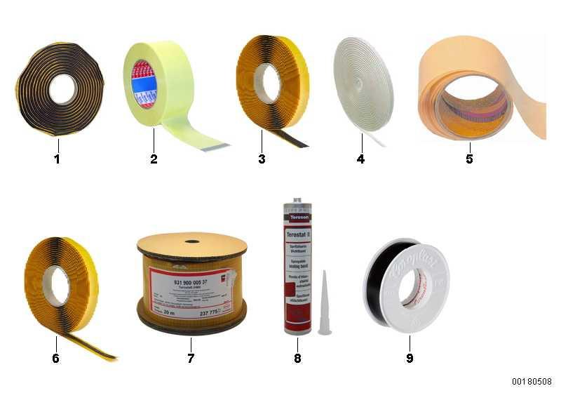 Isolierband PVC, Schwarz 10MX15MMX0,15MM  (81229400128)