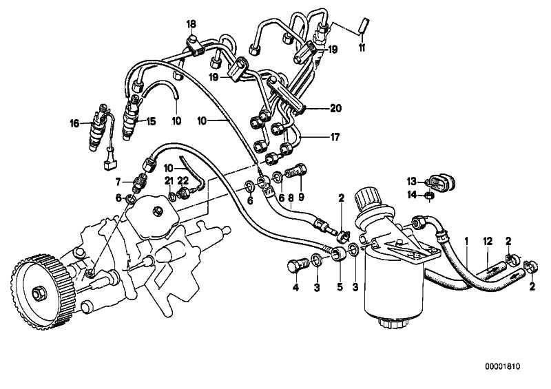 Kraftstoffschlauch 3X7MM           3er 5er 7er  (13532246959)