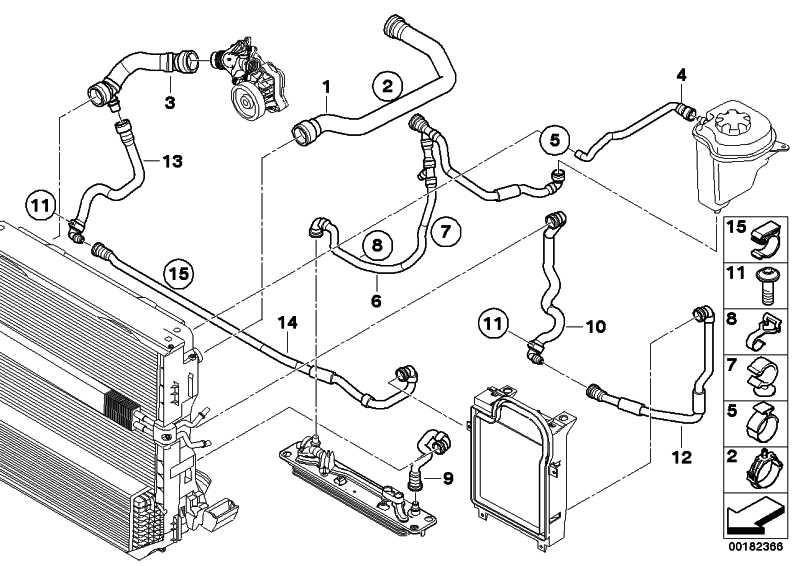 Kühlmittelschlauch   (17127808116)