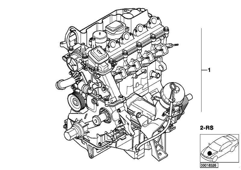 Austausch Triebwerk 204D4-EU4 3er  (11000419085)