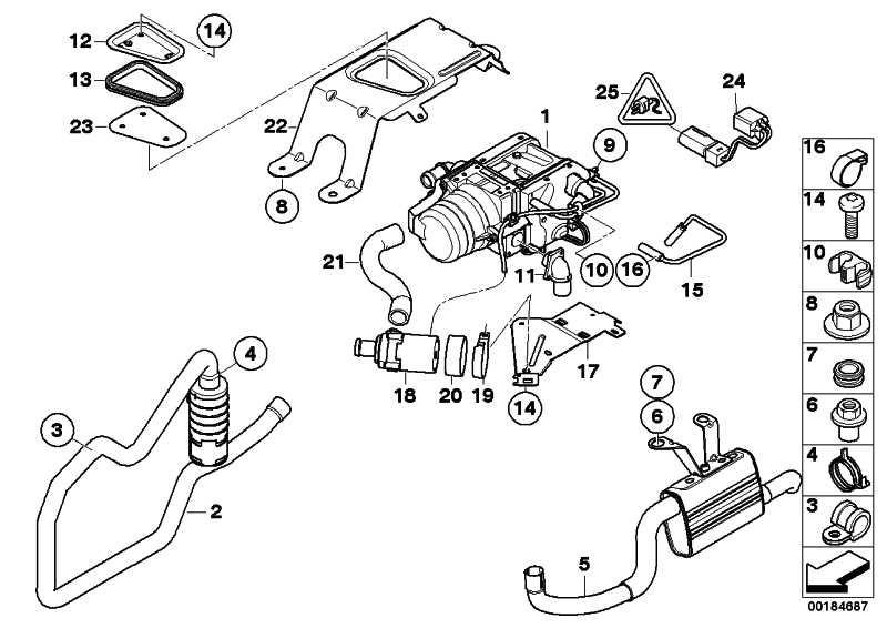 Standheizgerät Diesel  X5 X6  (64129257005)