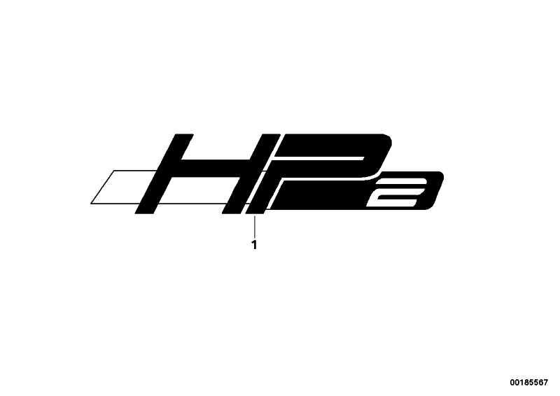 Schriftzug HP2             K25  (46637712854)