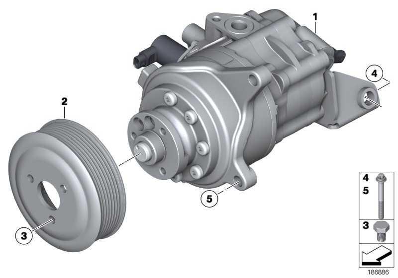 Tandempumpe LFR 540 7er 5er  (32416788906)