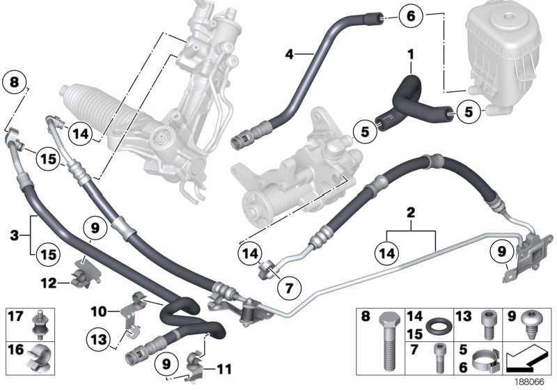 Kühlerrücklaufleitung  7er 5er 6er  (32416778503)