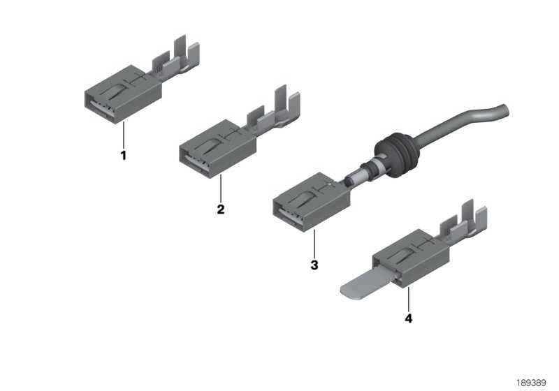Steckhülse LSK8 6-10MM²         1er 3er 5er 6er 7er X5 X6 MINI  (12521436648)