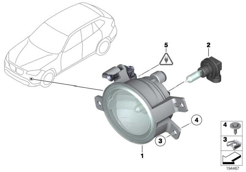 Nebelscheinwerfer links  X1  (63172993525)