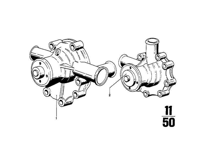 Austausch Wasserpumpe    (11511255171)