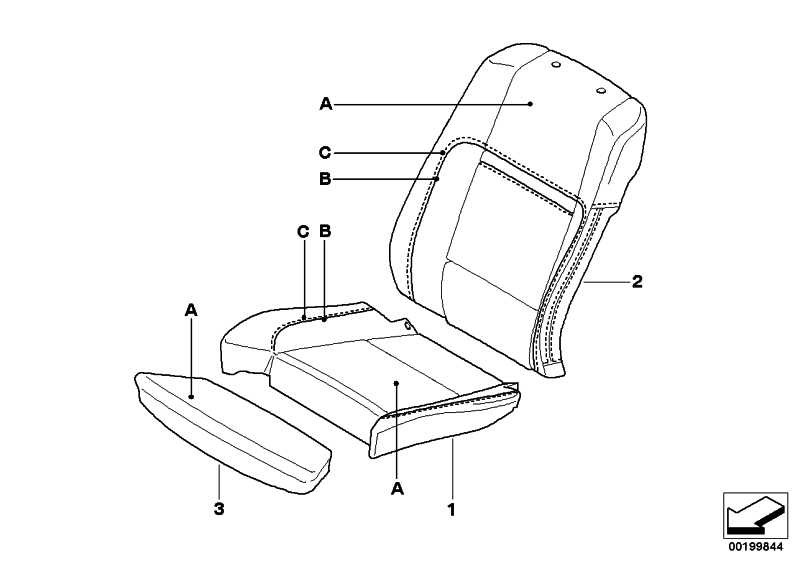 Bezug Sitz Komfortsitz Leder INDIVIDUAL      X6  (52107978749)