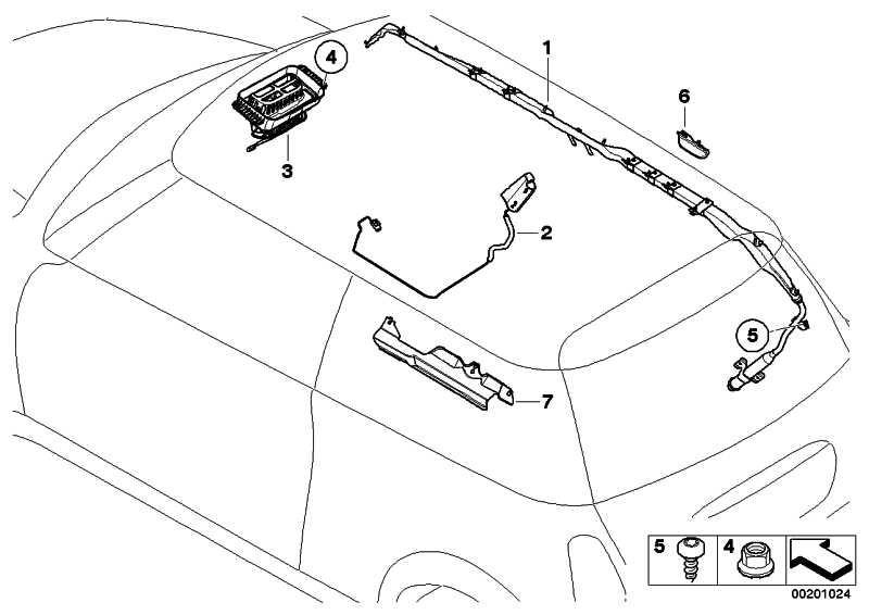 Airbagmodul Beifahrerseite  MINI  (51459258601)
