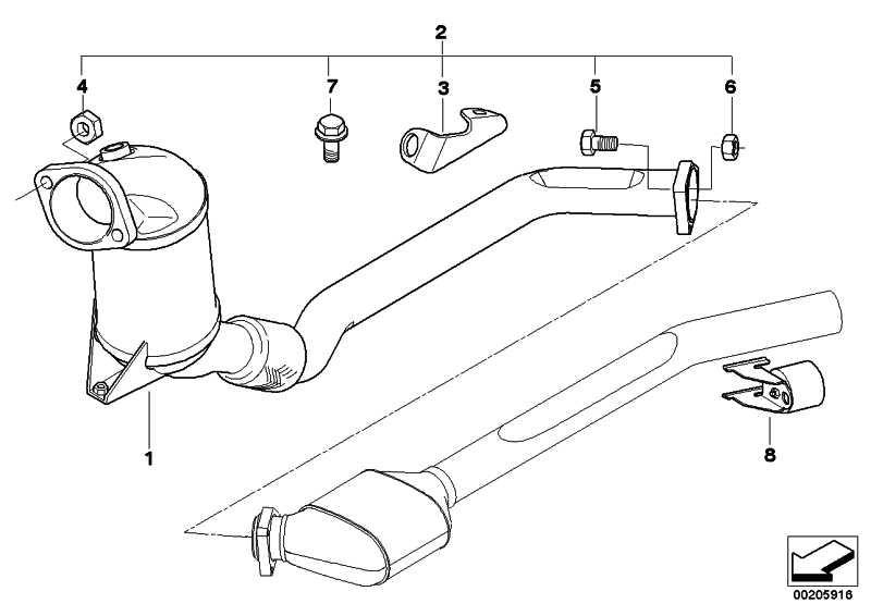 Montagesatz offenes System DPF  3er  (18100412761)