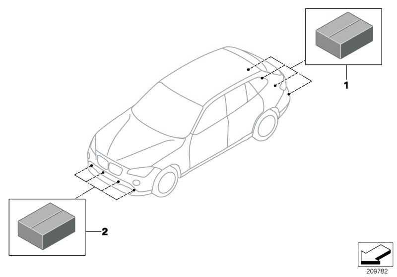 Verkleidung Stossfänger hinten unten BASIS/PDC       X1  (51127345040)
