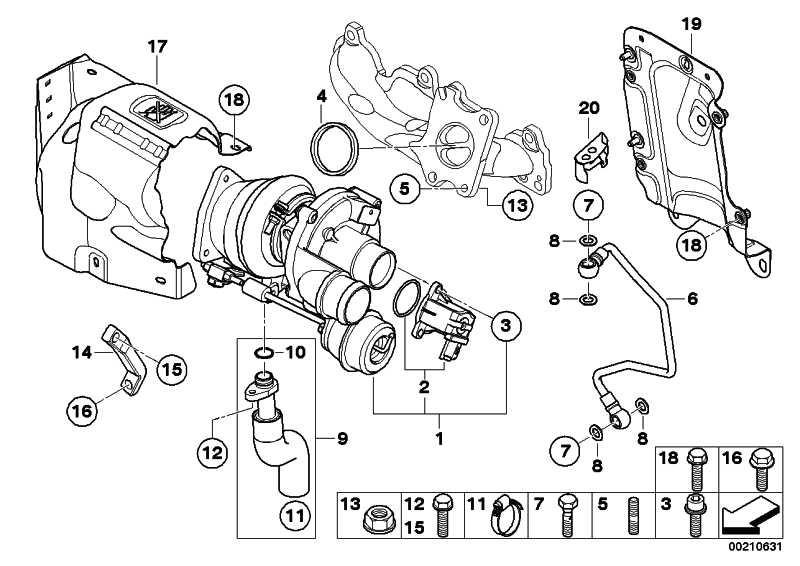 Stiftschraube M8X25           MINI  (11657605340)