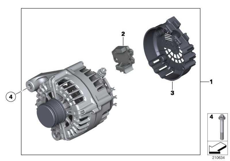 Sechsrundschraube BM10X125 1er 2er 3er 4er 5er 6er 7er X1 X3 X4 X5 X6 Z4 MINI  (12319908092)